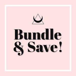🎀 OFFERS WELCOME! BUNDLE & SAVE 🎀